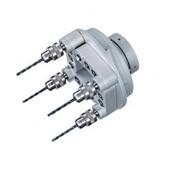 Multi Spindle Drill Head, मल्टी स्पिंडल ड्रिल हेड - T & T Enterprises, New  Delhi | ID: 11475998697