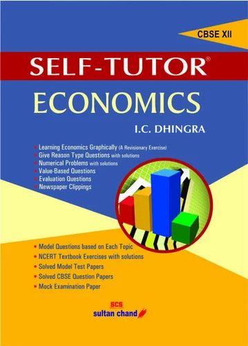 Self Tutor Economics Book Xii Cbse