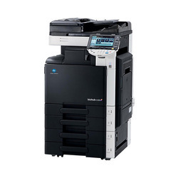 Konica Minolta Color Photocopy Machine