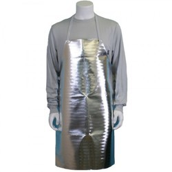 Aluminized Bib Style Apron