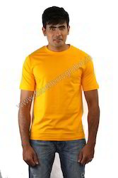 Half Sleeves Round Neck T Shirt