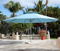 Tensile Umbrella Structure Shade