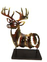 Standing Deer Table Decor