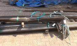 tmt reinforced cut bend steel bar