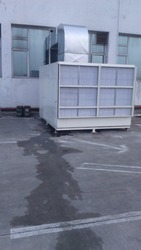 Double Skin Floor Mounted Air Handling Unit