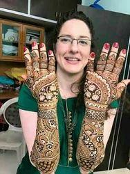 International Mehndi Designer