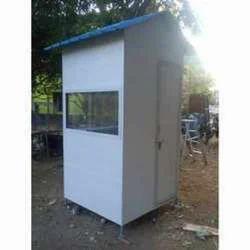 PVC Security Cabin