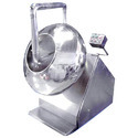 Pharma Silver Stainless Steel Making Pan