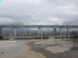 Steel MS Structure Building Construction Services