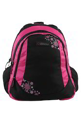 Pink & Black Hot Style Casual Backpack