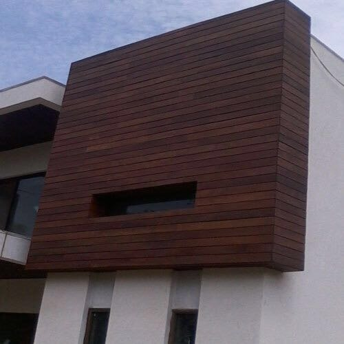 Exterior Wood Cladding Images