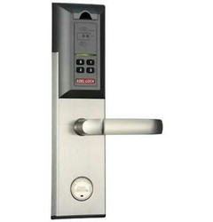 ADEL Finger Print Lock, Stainless Steel