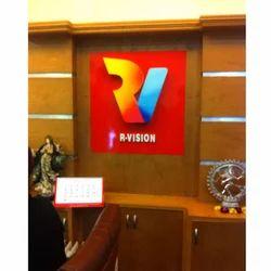 Company Logo Board