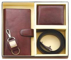 Brown Leather Business Promotions Gift