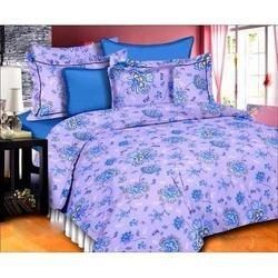 Trendy Colored Cotton Bed Sheet