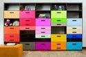 Wood School Kids Library Furniture