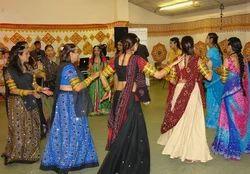 Group Garba Dance