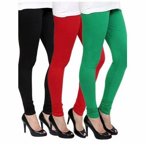 bda8a81f15711 Cotton Stretch Churidar Leggings at Rs 150 /piece | Harkesh Nagar ...
