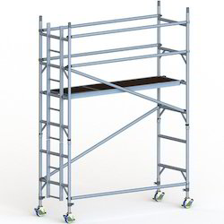 Single Width Scaffold With Stair for Rental