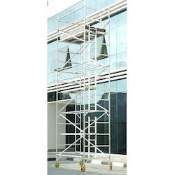 Double Width Scaffold Without Stair On Rental