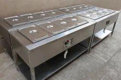 Food Warmer Counter