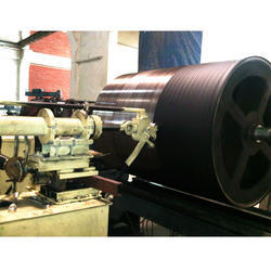 Rubber/ P.U Lining or Re coating Rollers