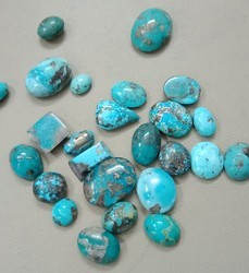 Iranian Turquoise Feroza Stone