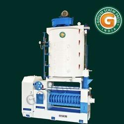 Screw Oil Extractor Machine