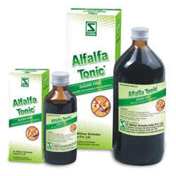 Schwabe Homeopathy Alfalfa Tonic for Diabetic