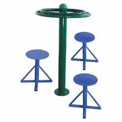 Triple Twister Standing