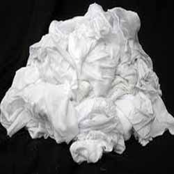 White Wiping Cloth