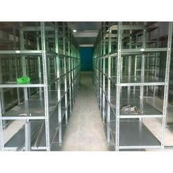 Slotted Angle rack or Metal Rack