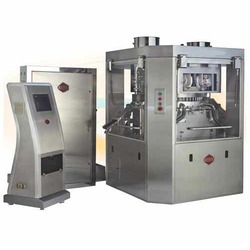 High Speed Double Rotary Tablet Press