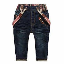 Girls Denim Jeans Bottom
