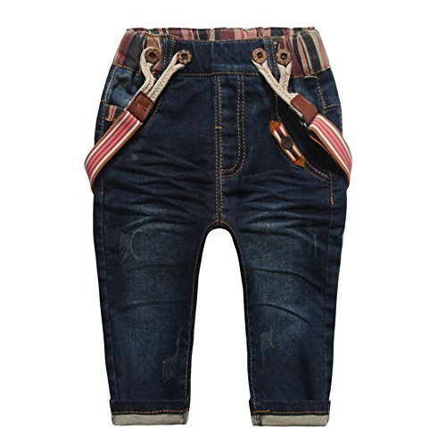 Girls Denim Jeans Bottom