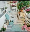 Hyperboles Balcony Decoration Services