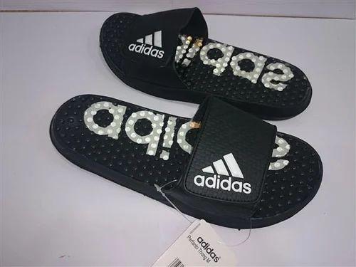 junio patinar escucho música  Polymer Adidas New Slippers, Rs 899 /piece Massimo International | ID:  13338442088
