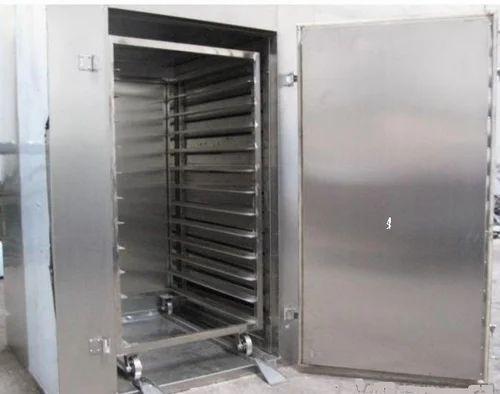 Standard 30kg To 500kg Industrial Fruit Tray Dryer Fruit