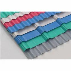 Aluminium Alloy Corrugated Roofing Sheet