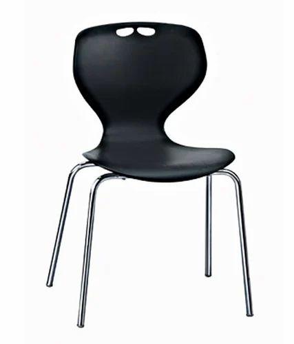 Ordinaire Black Cafe Chair
