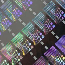 Embossed Hologram Strips