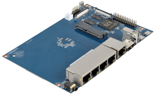 Banana Pi - Banana Pi Board Manufacturer from Pune