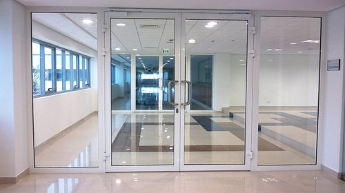 Automatic Glass Sliding Door Glass Sliding Door Auto Gate