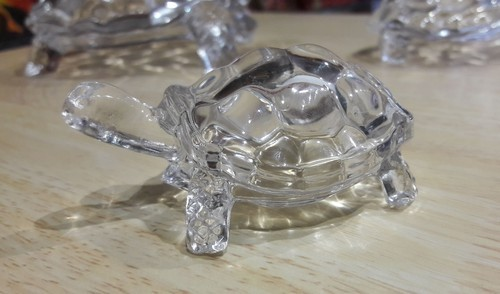 Crystal Turtle Small