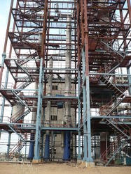 Distillation Plants