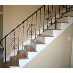 Staircase Railings Fabrication