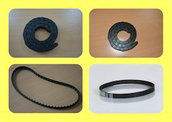 Chain Link And Belts For Autoconer