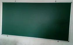 Green Magnetic Chalk Board Size. 4'x8'