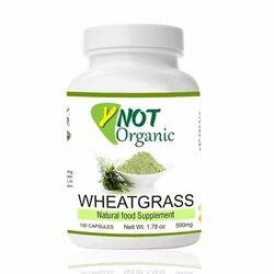 Organic Wheatgrass Capsule