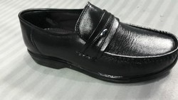Men''s Leather Formal Shoes, Size: 6-10